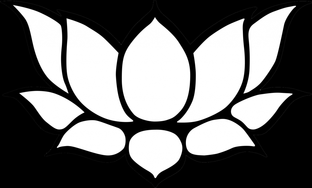 1024x619 Lotus Flower Line Drawing 1000 Images About Tattoo