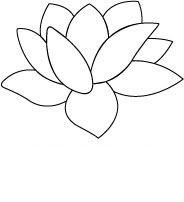 184x202 Crown Chakra Henna Tattoo On Wrist Thousand Petal Lotus Flower