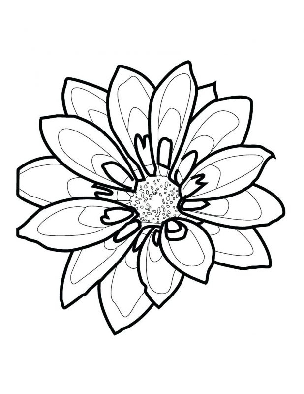 618x800 Lotus Flower Outline Tattoo Small Flower Outline Tattoos Library
