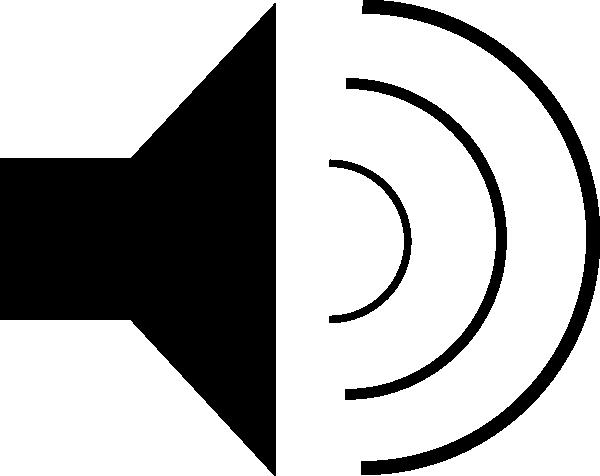 600x476 Speaker Icon Clip Art