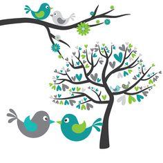 236x236 Love Birds