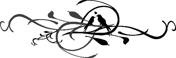 600x200 Love birds images clip art Clipart Panda
