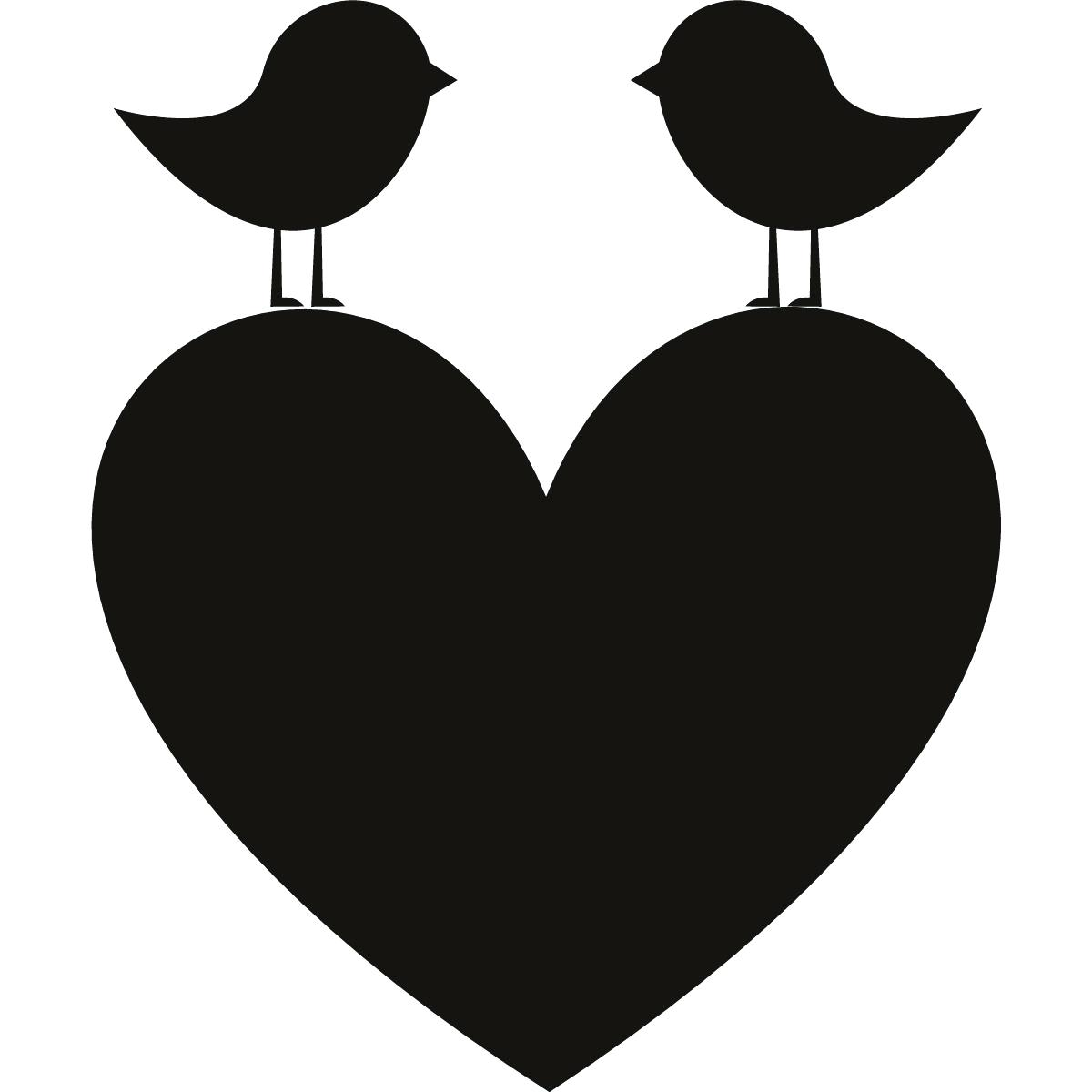 1200x1200 Love Birds Wall Decal Wall Ideas Ceramic Flying Birds Wall Art