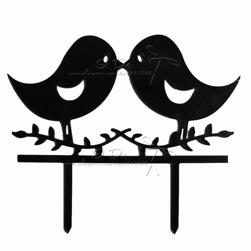 850x850 Lovebird Clipart Wedding Decoration