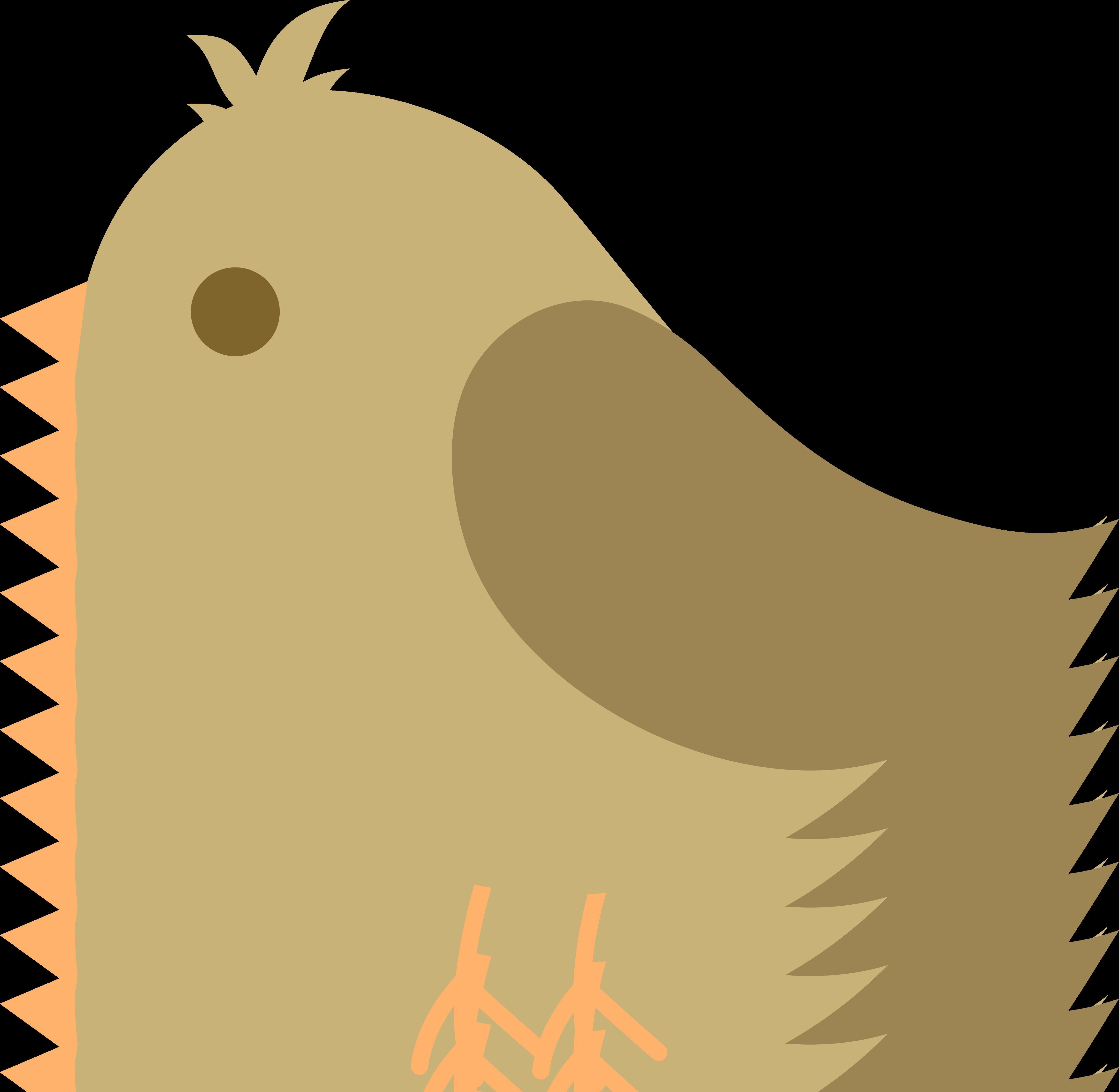 4621x4511 Cute Brown Bird