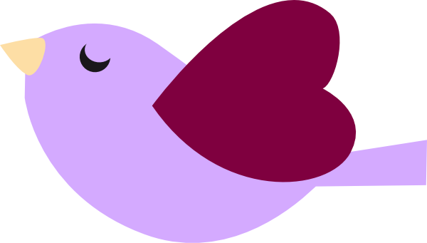 600x341 Cute Love Birds Clipart Free Images 4