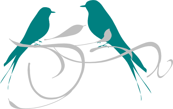 600x380 Love Birds Clipart Wedding Free Clipart Images 4 Image