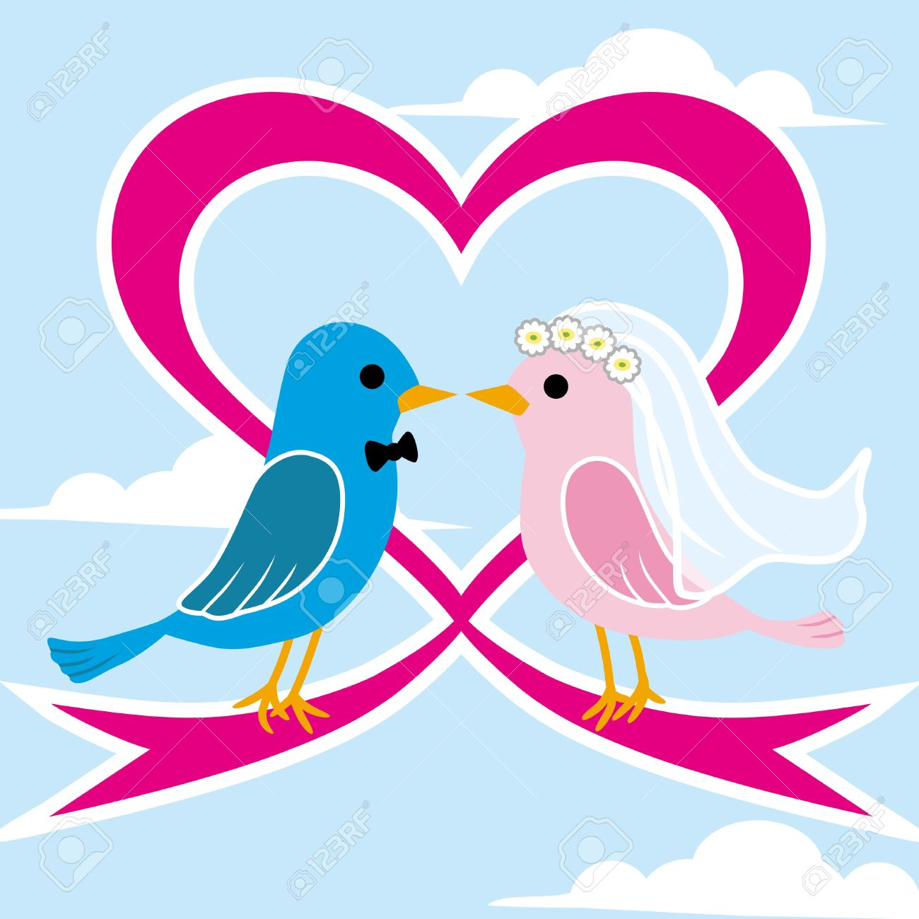1300x1300 Lovebird Clipart Little Bird