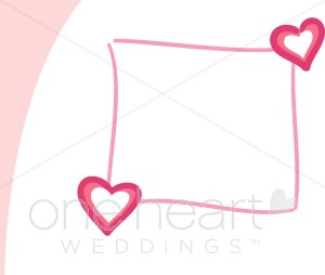 300x254 Heart Borders, Borders Of Hearts, Heart Frames