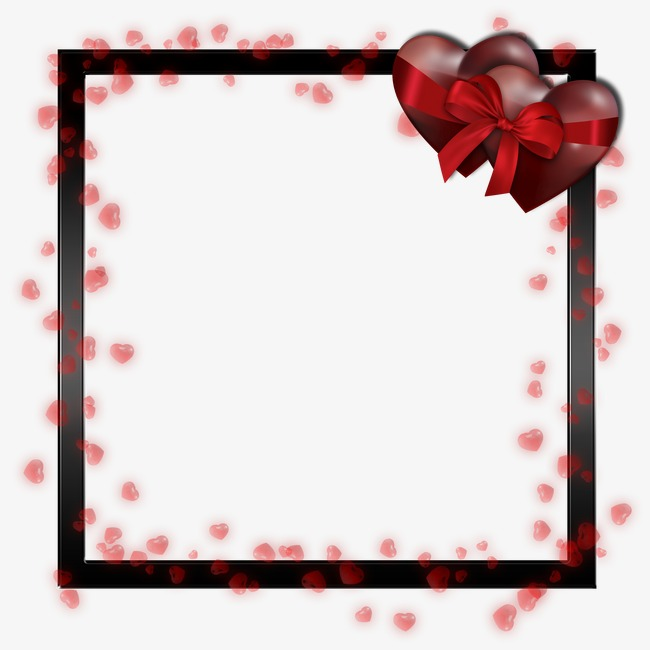 650x650 Love Frame Png Images Vectors And Psd Files Free Download