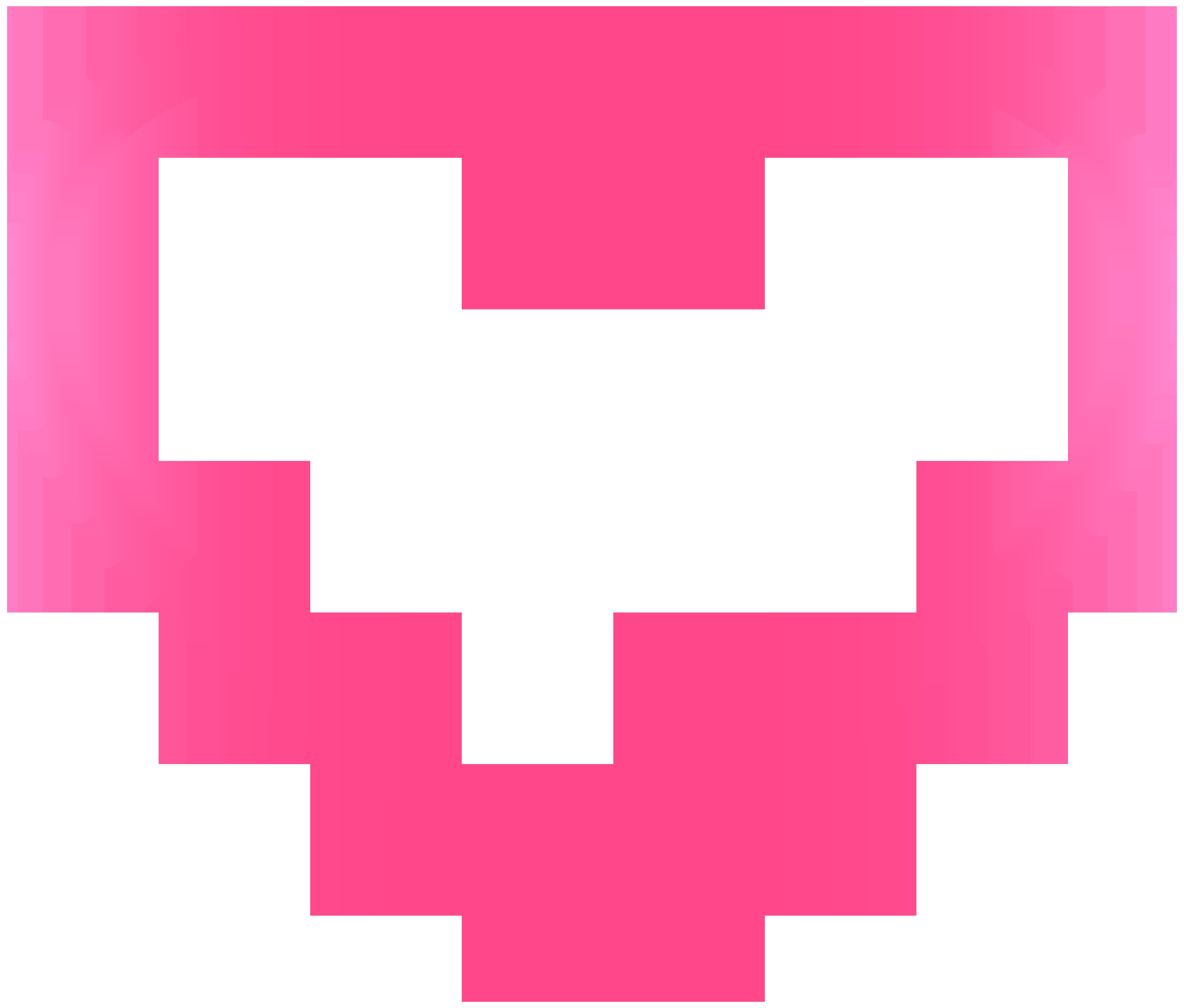 8000x6810 Pink Heart Border Frame Transparent PNG Clip Artu200b Gallery