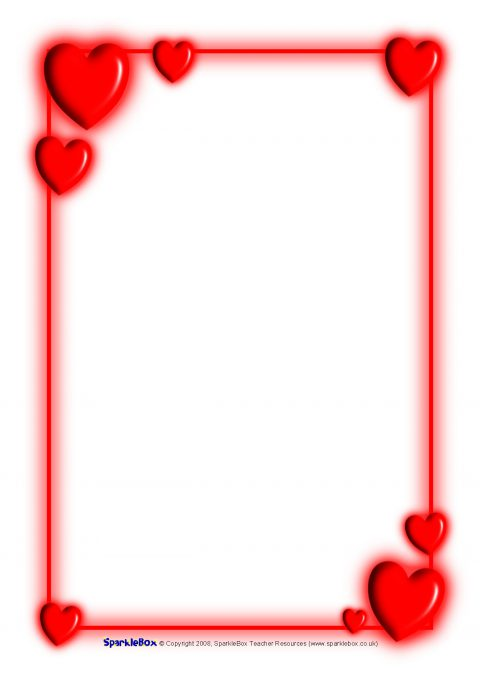 480x679 Valentine's Day Teaching Resources Amp Printables For Primary