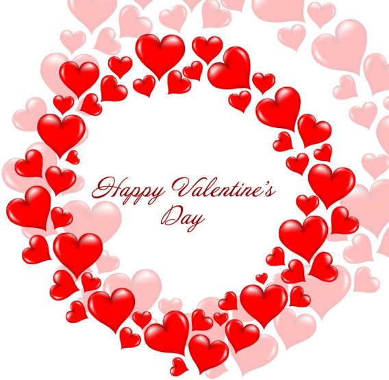 568x555 Vector Heart Frame Free Free Vector Download (9,513 Free Vector