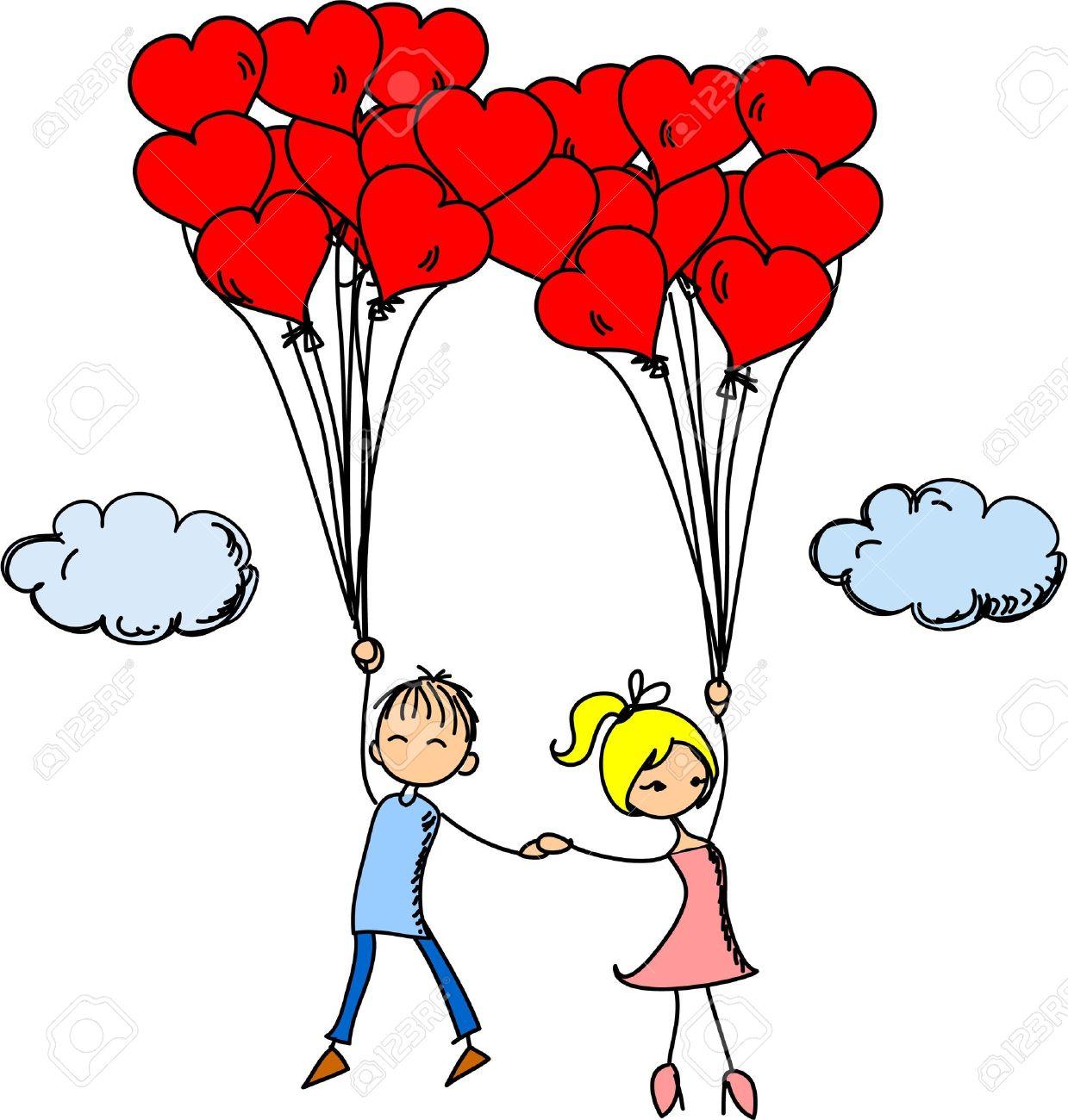 1239x1300 Girl clipart love