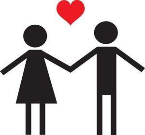 300x278 Love clip art love images 5
