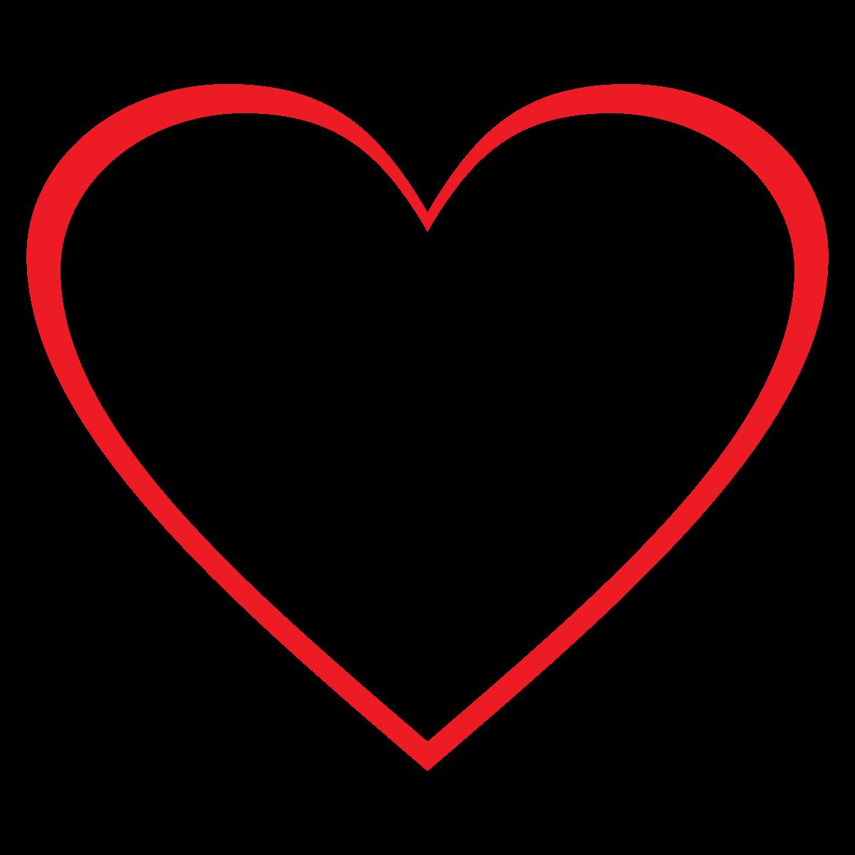 1200x1200 Top 69 Hearts Clip Art