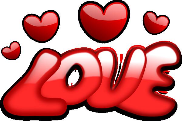 600x401 Love Clip Art