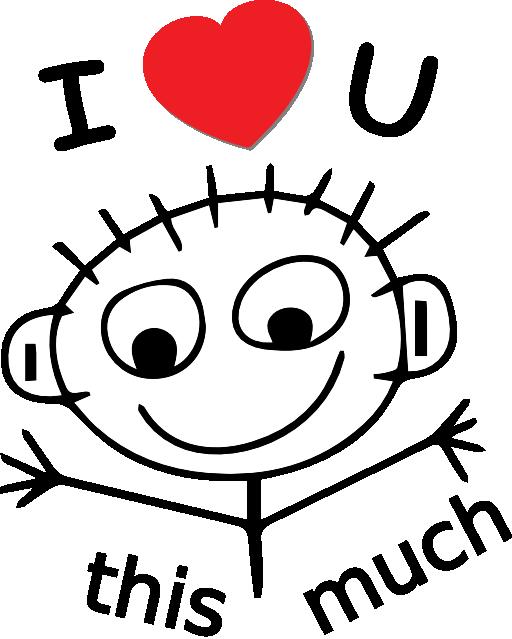 512x639 Seni clip art love clipart clipartbold