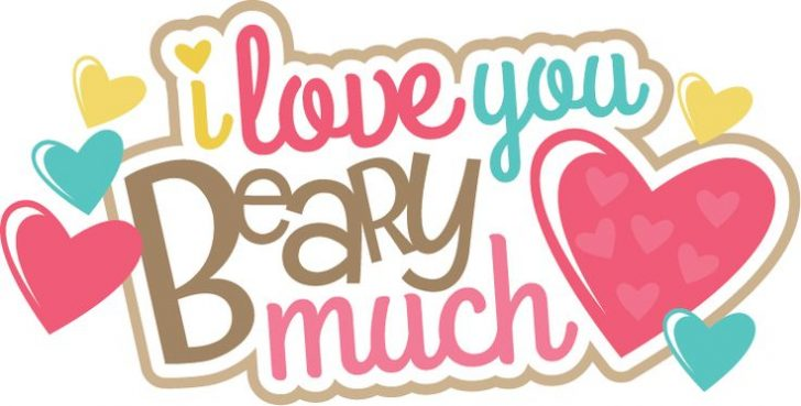 728x369 Love You Clipart