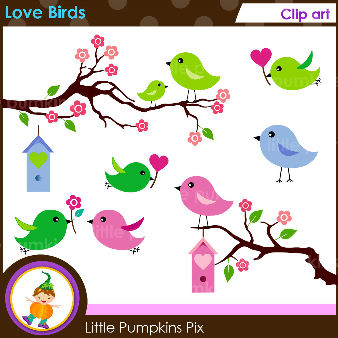 1181x1181 Love clipart mint gree