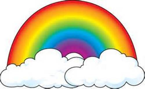 500x307 Browse Color Rainbow Clipart Clipart Panda