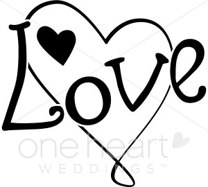 300x270 Love Heart Clipart Love Clipart