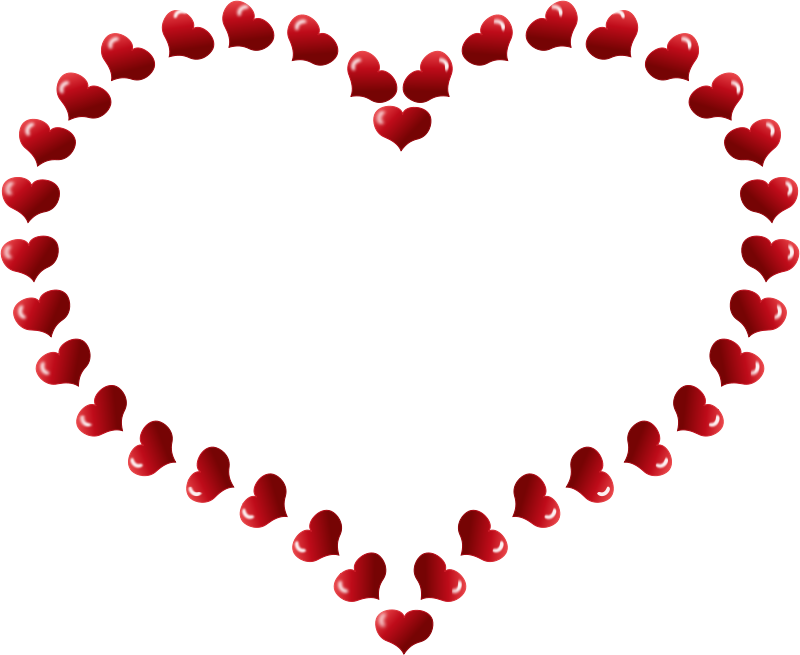 800x655 Love Clipart Little Heart