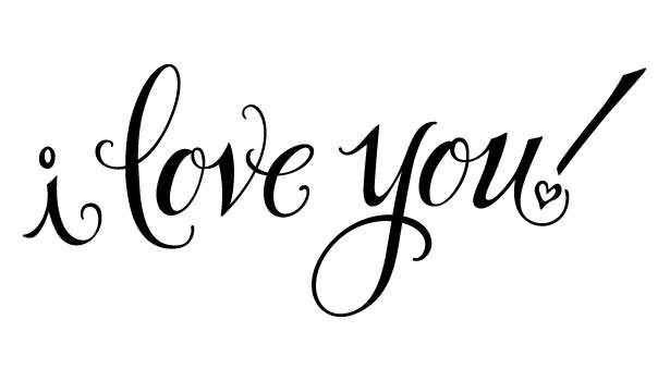 615x350 I Love You Clip Art