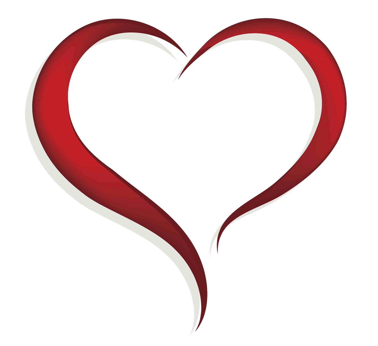 1312x1200 Heart Clipart Free Clip Art Of Hearts 3