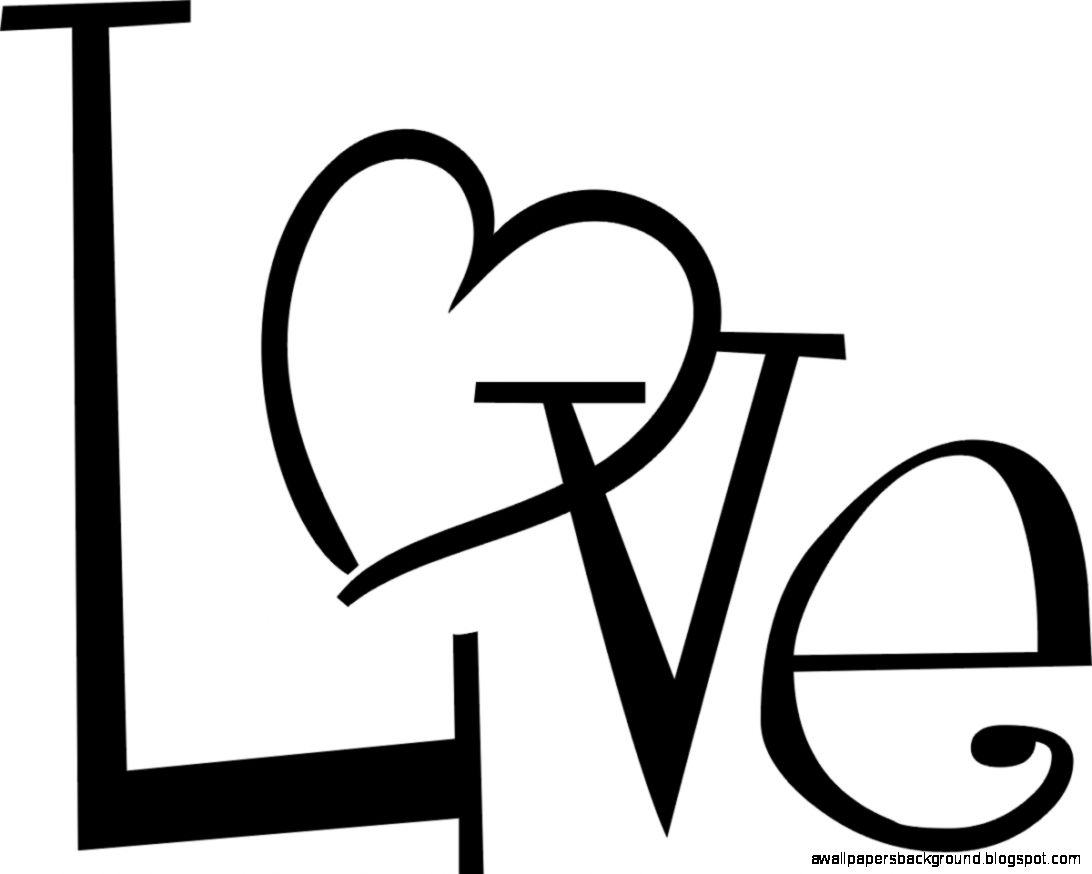 1092x874 Easy Love Heart Drawings Wallpapers Background