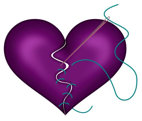 500x427 967 Best Purple Hearts Images Beautiful, Purple
