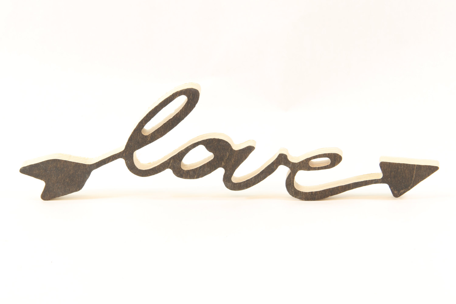 1500x1000 Handcrafted Script Love Wood Sign! Cursive Love Sign, Stand