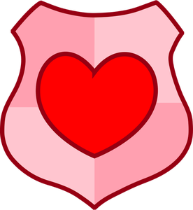 276x300 1249 Free Vector Love Heart Public Domain Vectors