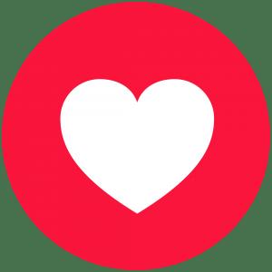 300x300 Love Emoticons Vector Ico