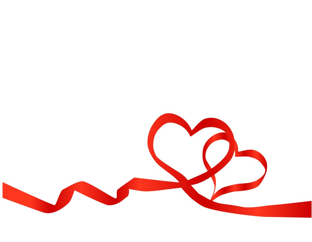 1012x785 Ribbon, Heart 01 Vector Eps Free Download, Logo, Icons, Clipart