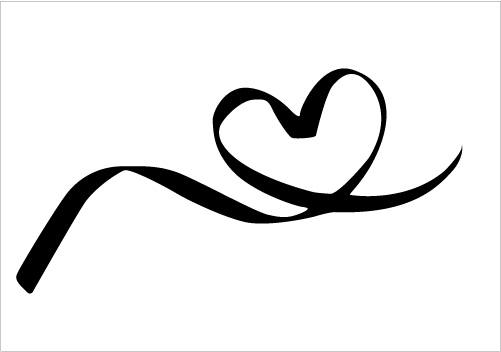 501x352 Valentine's Day Silhouette Vector Download Silhouette Graphics