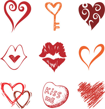 357x368 Vector Png Heart Icon Free Vector Download (82,275 Free Vector