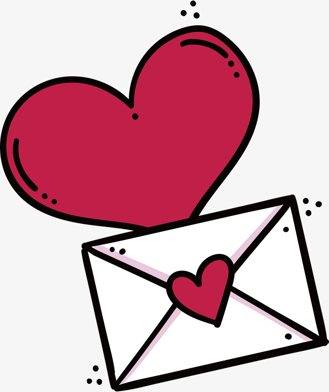 650x774 A Letter Expressing Love, Vector Png, Letter, Love Letters Png