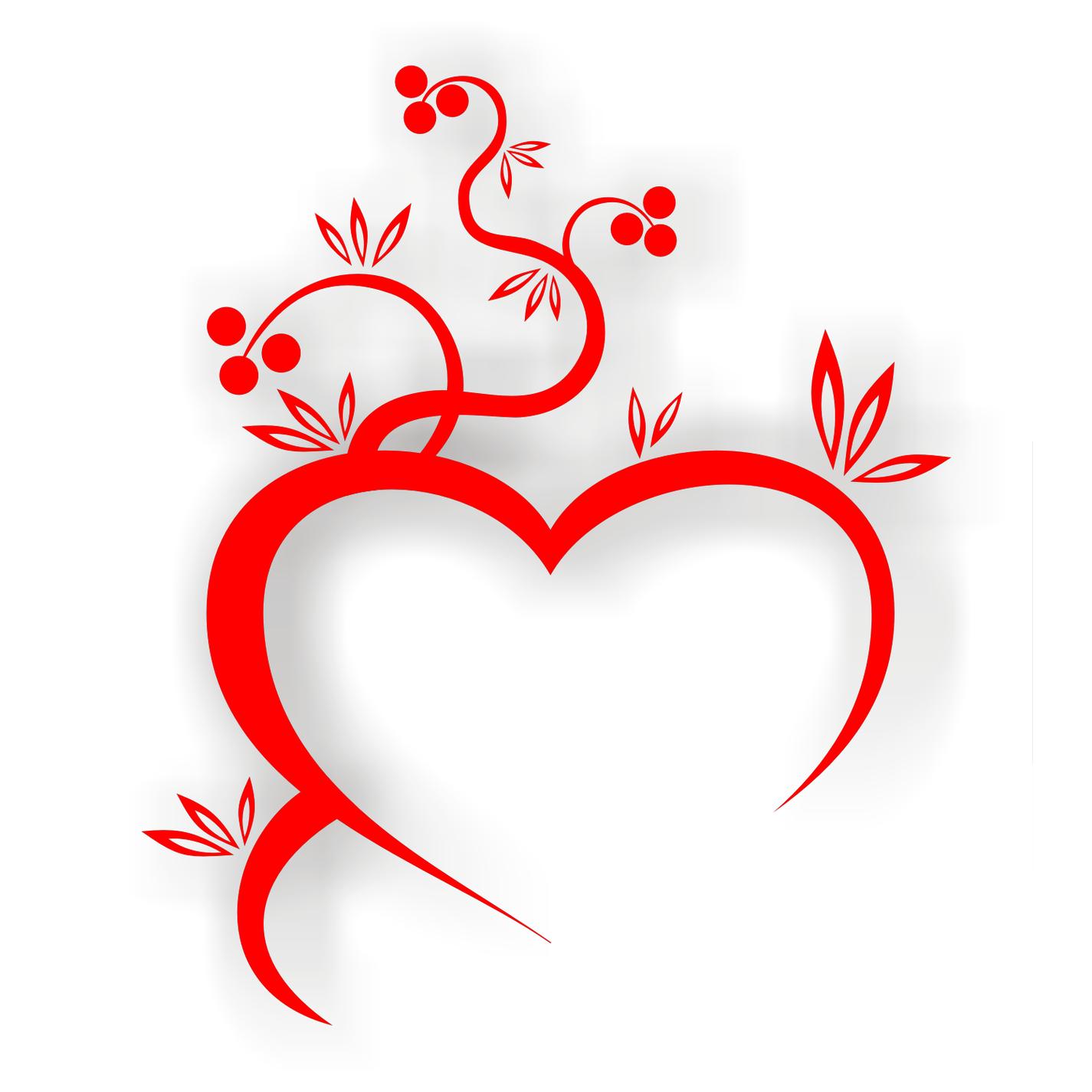 1425x1425 Vector Heart