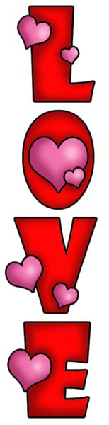 Love You Clipart