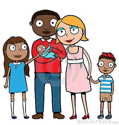 400x422 Picture Of A Family Clipart 101 Clip Art