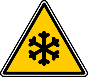 300x264 Low Temperature Clip Art