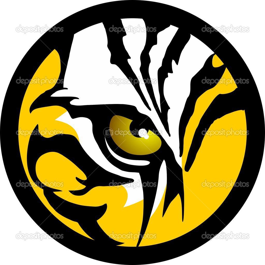 1024x1024 Lsu Tiger Mascot Clipart