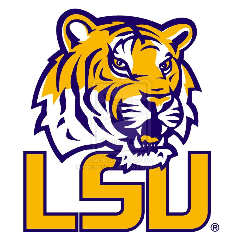 800x800 Graphics For Lsu Tiger Clip Art Graphics