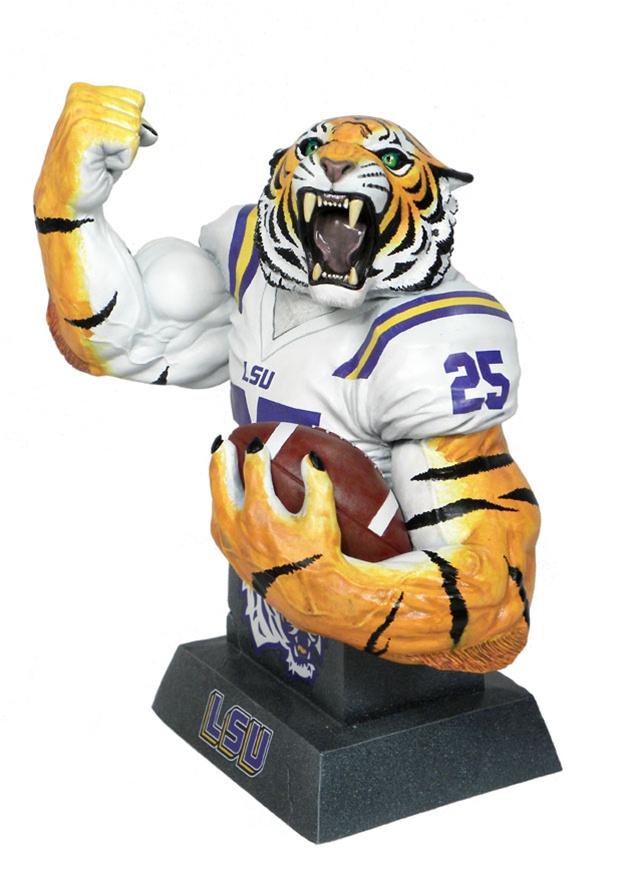 622x877 Lsu Tiger Mascot Clipart