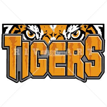 361x361 Tiger Mascot Clipart Free