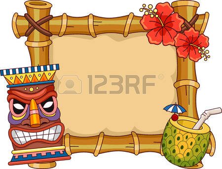 450x343 Decoration Clipart Hawaiian