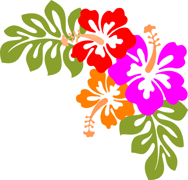 600x573 Hawaii Luau Clipart Clipart Kid 2