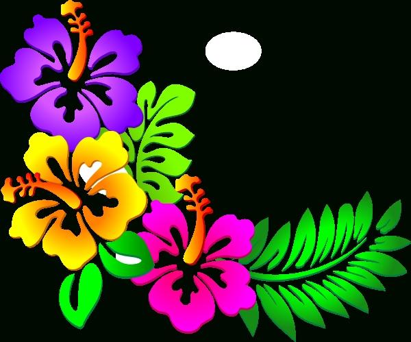 600x499 Top 10 Hawaiian Luau Clip Art