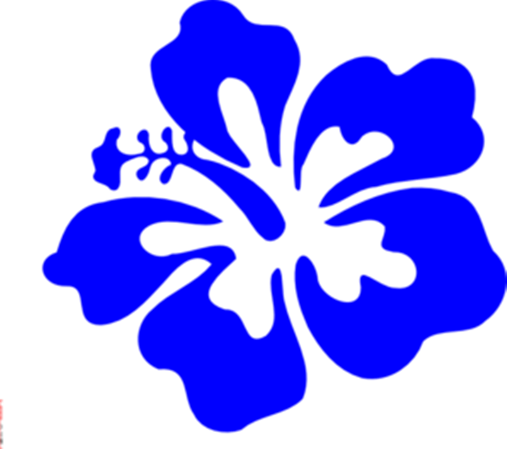 722x640 Hawaiian Flower Hawaii Flower Clipart